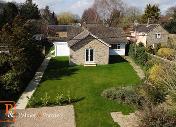 Thumbnail 3 bed detached bungalow for sale in North Entrance, Saxmundham, Suffolk