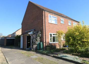 Thumbnail 1 bed terraced house for sale in Cricks Walk, Roydon, Diss