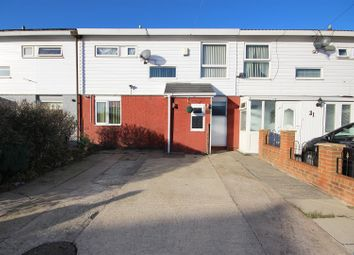 Thumbnail 3 bed terraced house for sale in Hazlebarrow Crescent, Sheffield