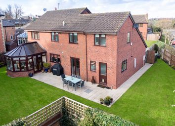 Thumbnail 5 bed detached house for sale in Newstead Drive, Southam