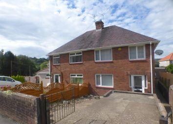 Thumbnail 3 bedroom property for sale in Cefn Llan Road, Pontardawe, Swansea