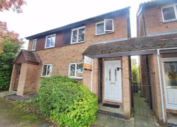 Thumbnail 2 bed semi-detached house for sale in Belvoir Avenue, Emerson Valley, Milton Keynes