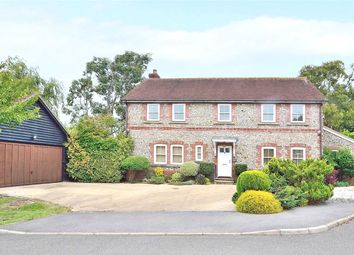 Thumbnail 5 bed detached house for sale in Convent Gardens, Findon Village, Worthing, West Sussex