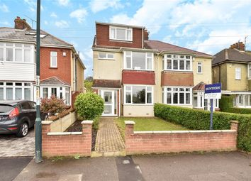 Thumbnail 5 bed semi-detached house for sale in Magpie Hall Road, Chatham