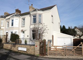 Thumbnail 4 bed end terrace house for sale in Carlton Terrace, Caerleon, Newort