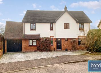 Thumbnail 5 bed detached house for sale in Acres End, Chelmsford