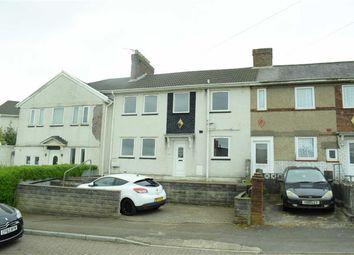 Thumbnail 3 bed terraced house for sale in Llwyn Bedw, Fforestfach, Swansea