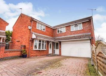 Merlin Avenue, Nuneaton CV10. 4 bed detached house for sale