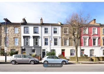 Thumbnail 4 bed flat to rent in Islington, London