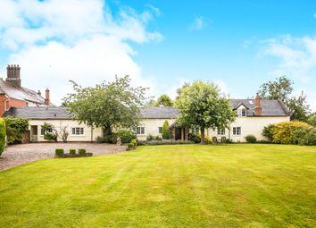 Thumbnail 5 bed property for sale in Calveley Hall Lane, Calveley, Tarporley