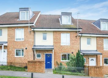 Thumbnail 3 bed terraced house for sale in St. Hughs Avenue, High Wycombe