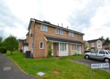 Thumbnail 2 bed property to rent in Orient Court, Gresley Close, Madeley, Telford