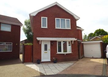 Thumbnail 4 bed detached house for sale in Starling Close, Murdishaw, Runcorn, Cheshire