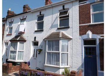 Thumbnail 3 bed property to rent in Cleveland Street, St Thomas, Exeter