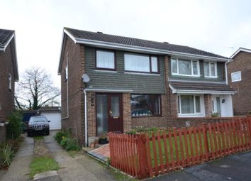 Thumbnail 3 bedroom semi-detached house to rent in Coates Close, Basingstoke