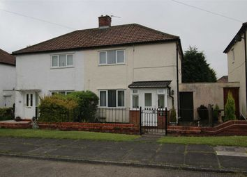Thumbnail 2 bed semi-detached house for sale in Clifton Road, Mayfield Glade, Cramlington