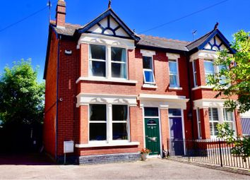 Thumbnail 4 bed semi-detached house for sale in Elmbridge Road, Longlevens, Gloucester