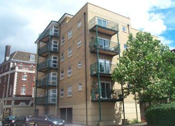 Thumbnail 2 bed flat for sale in Neptune Way, Ocean Village, Southampton