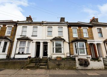 Thumbnail 2 bed terraced house to rent in Cross Lane West, Gravesend