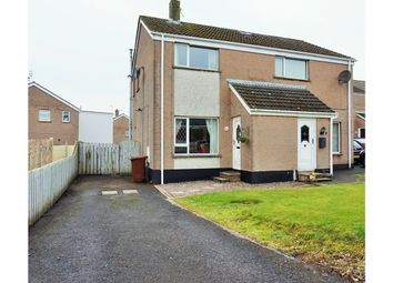 Thumbnail 2 bed semi-detached house for sale in Thornleigh Crescent, Newtownards