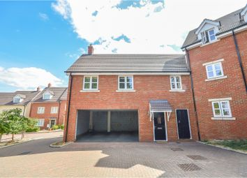 Thumbnail 2 bed flat for sale in Conder Boulevard, Bedford