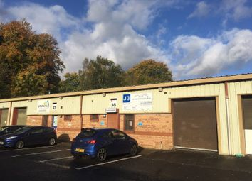 Thumbnail Industrial to let in Unit 38 Aberaman Ind Estate, Aberdare