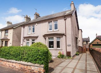 Thumbnail 4 bedroom semi-detached house for sale in Carberry Park, Leven