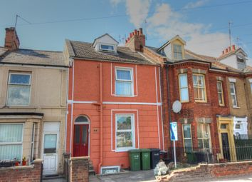 Thumbnail 3 bed terraced house for sale in Blackfriars Road, King's Lynn
