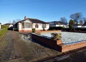 Thumbnail 3 bed detached bungalow for sale in Manchester Road, Paddington, Warrington