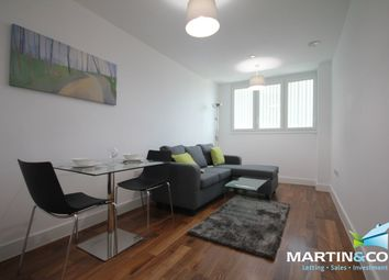 Thumbnail 1 bed flat for sale in 1 Hagley Road, Five Ways