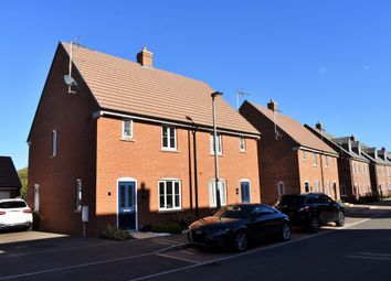 Thumbnail 3 bed semi-detached house to rent in Drayhorse Crescent, Woburn Sands