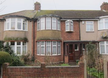 Thumbnail 3 bed terraced house for sale in Bridge Avenue, Hanwell