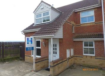 Thumbnail 3 bed semi-detached house for sale in Piperwell Close, Heckmondwike, West Yorkshire.