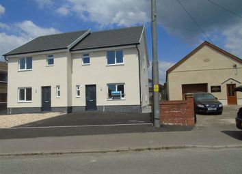 Thumbnail 3 bed semi-detached house for sale in Blackhill Road, Gorseinon, Swansea, Swansea