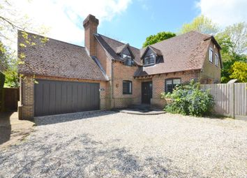 Thumbnail 4 bed detached house to rent in Beenham, Reading, Berkshire