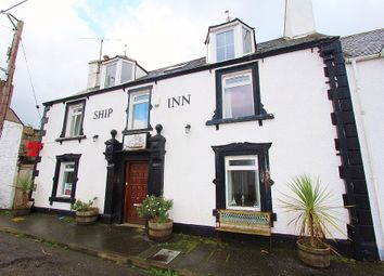 Thumbnail 2 bed town house for sale in Shore Street, Drummore