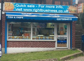 Thumbnail Restaurant/cafe for sale in Stoats Nest Road, Coulsdon., Purley