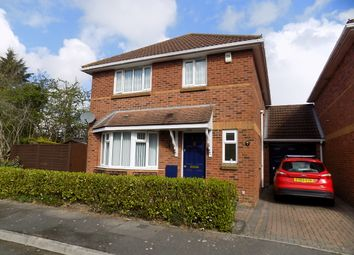 Thumbnail 3 bed detached house for sale in Buttercup Close, Hythe