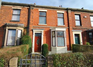 Thumbnail 3 bed terraced house for sale in Garstang Road, Fulwood, Preston