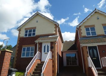 Thumbnail 3 bed link-detached house for sale in The Willows, Darfield, Barnsley