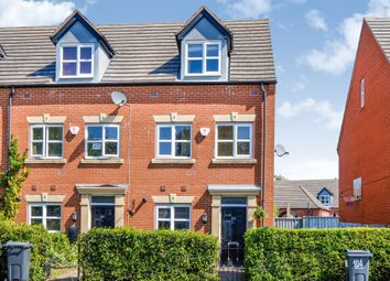 Thumbnail 3 bedroom end terrace house for sale in Lodge Road, Hockley, Birmingham