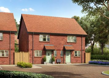 Tangier Lane, Bishop's Waltham SO32. 2 bed semi-detached house for sale