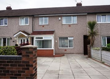 Thumbnail 3 bed terraced house for sale in Caldy Grove, St. Helens