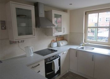Thumbnail 2 bed flat to rent in Aire House, Navigation Walk, Leeds
