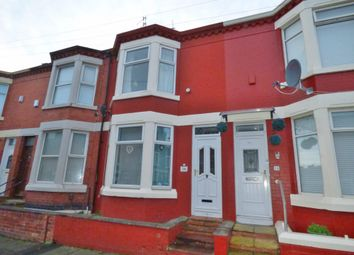 Thumbnail 3 bed terraced house for sale in Linwood Road, Tranmere, Birkenhead