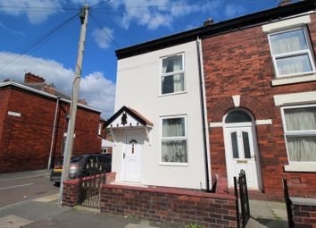 Thumbnail 3 bed end terrace house for sale in Abbey Hey Lane, Abbey Hey, Manchester, Greater Manchester