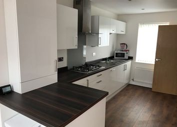 Thumbnail 3 bed semi-detached house to rent in Clover Drive, Salford, Greater Manchester