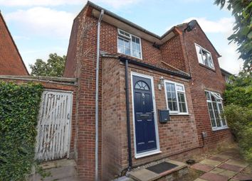Thumbnail 4 bed end terrace house for sale in Reeds Hill, Bracknell, Berkshire