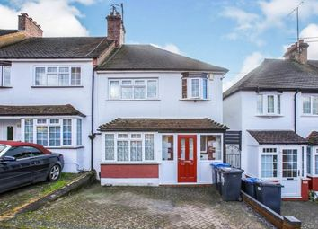 Thumbnail 3 bed end terrace house for sale in Sylverdale Road, Purley, Surrey