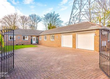 Thumbnail 5 bed detached bungalow for sale in Beatrice Road, Worsley, Manchester